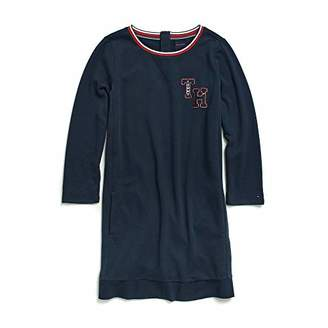 Tommy Hilfiger Adaptive Women's Sweatshirt Dress with Magnetic Button Closures