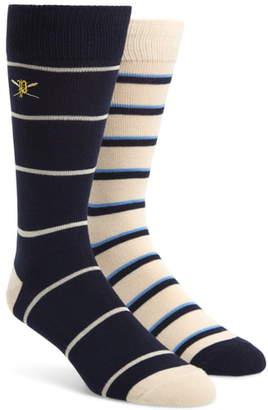 Polo Ralph Lauren 2-Pack Cross Paddle Socks