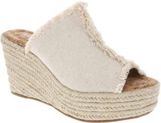 Rampage Halper Espadrille Wedge Sandal - Women's