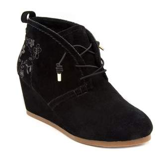 Sugar Maybe Baby Women's Wedge Ankle Boots