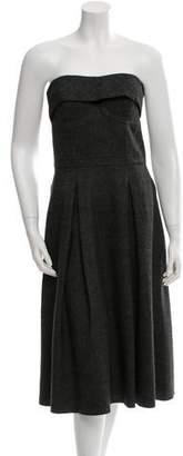 Gucci Stretch Flanel Dress w/ Tags