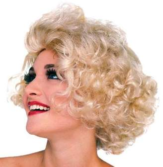 Rubie's Costume Co 50s Hollywood Starlet Wig - Blonde 18+ yrs
