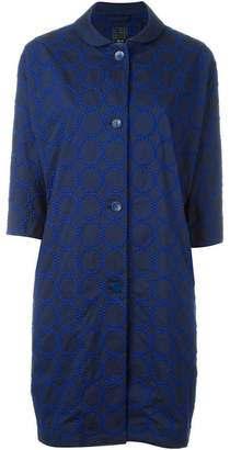Minä Perhonen embroidered circles shirt
