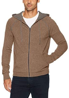 Lucky Brand Men's Welterweight Hooded Sweatshirt