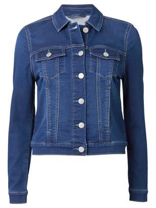 Jeanswest Ashley Knit Denim Jacket-Mid Vintage-8
