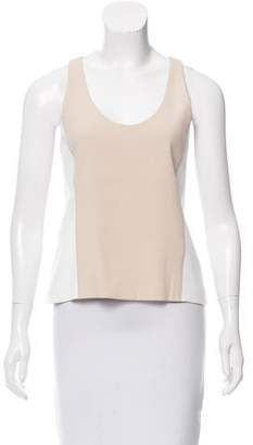 Calvin Klein Collection Fatima Sleeveless Top w/ Tags