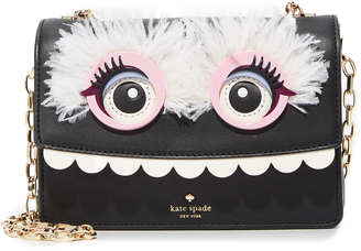 Kate Spade New York Toothy Monster Shoulder Bag $378 thestylecure.com