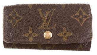 Louis Vuitton Monogram 6 Key Holder