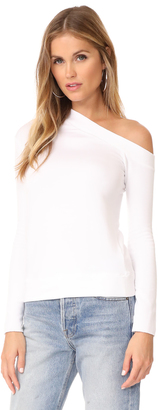 Bailey44 Tilted Top $138 thestylecure.com