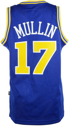 adidas Chris Mullin Golden State Warriors Swingman Jersey