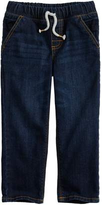 Toddler Boy Jumping Beans Pull On Jeans