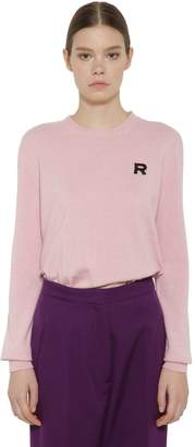 Rochas CASHMERE KNIT SWEATER