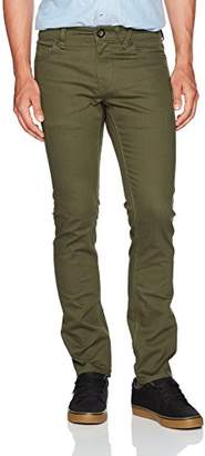 Volcom Men's 2x4 5 Pocket Slub Pant