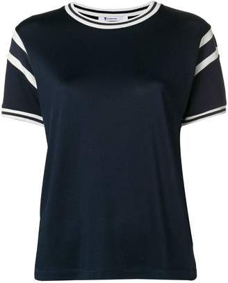 Alexander Wang paneled T-shirt