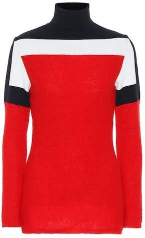 Fusalp Ski wool-blend sweater