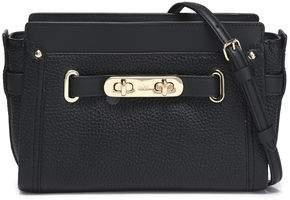 Coach Textured-Leather Shoulder Bag