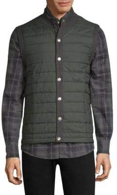 Barbour Quilted Cotton Jacket