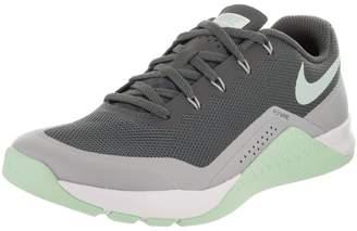 Nike Women's Metcon Repper DSX DarkGrey/ArticGreen Training Shoe 8 Women US