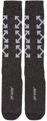 Off-White Black Arrows Long Socks