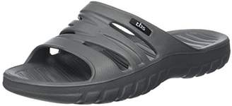TBS Men's Ploufe Flip Flops, Grey (Fume 331)