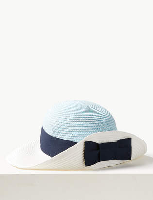 Marks and Spencer Colour Block up Brim Sun Hat