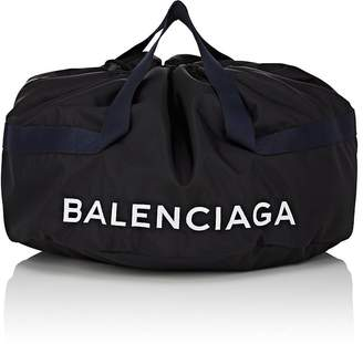 Balenciaga Men's Wheel Small Duffel Bag