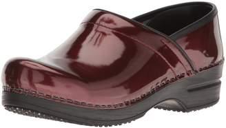 Sanita Women's Professional Sable Work Shoe