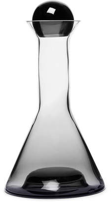 Tom Dixon Tank Dégradé Glass Decanter - Black