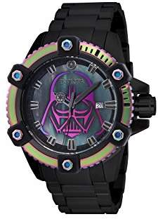 Invicta Men's 'Star Wars' Automatic Stainless Steel Watch