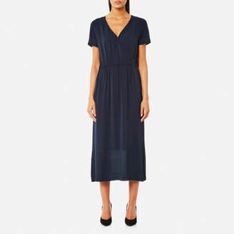 Samsoe & Samsoe Women's Dessy V Neck Dress