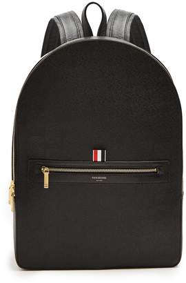 Thom Browne Pebbled-leather backpack