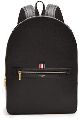 Thom Browne Pebbled-leather backpack