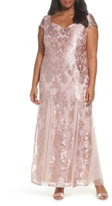 BRIANNA Lace A-Line Gown