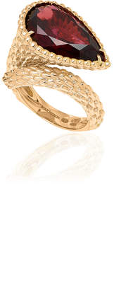 Rhodolite Garnet Serpent Boheme Ring