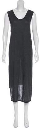 Acne Studios Midi Asymmetrical Dress