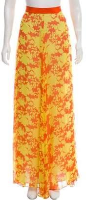Jenni Kayne Pattern Maxi Skirt
