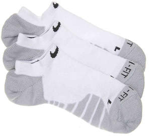 Nike Dry Cushioned No Show Socks - 3 Pack - Women's