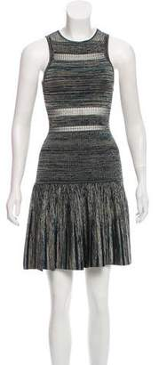 Ronny Kobo Knit Sleeveless Dress