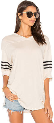 Wildfox Couture Long Sleeve Tee in Cream $88 thestylecure.com