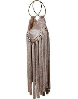 Sloane FARRAH & Toni Long Tassel Bag