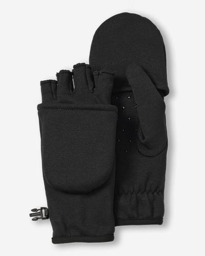 Eddie Bauer Women's Power Stretch Convertible Gloves
