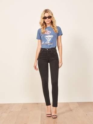 Reformation Serena High Skinny Jean