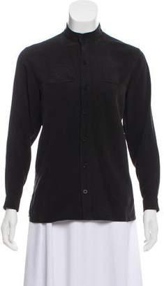 Toogood The Architect Silk Long Sleeve Shirt w/ Tags