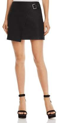BB Dakota Fashion Killa Faux Leather Skirt