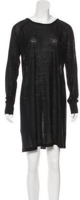 Brochu Walker Mini Sweater Dress