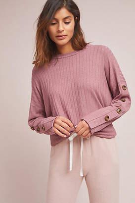 Maronie Dylan Brushed Fleece Pullover