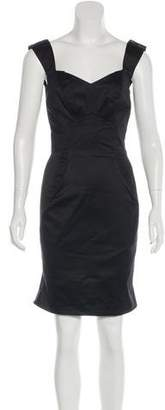 Zac Posen Sleeveless Knee-Length Dress w/ Tags