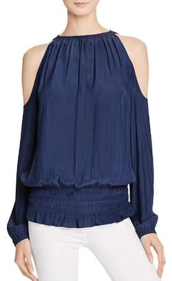 Ramy Brook Lauren Cold Shoulder Blouse