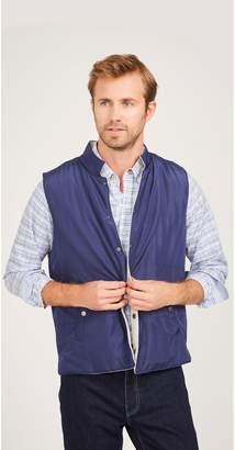 J.Mclaughlin Gear Reversible Vest