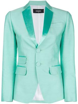 DSQUARED2 classic single-breasted blazer